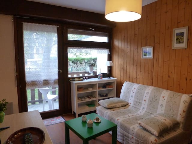 appart 30 m2 Saint Lary village: ski, rando, cure