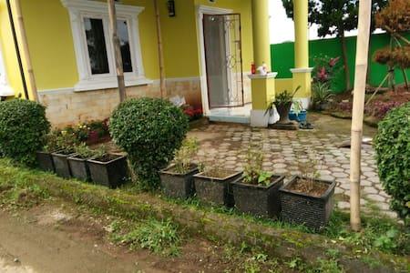 Siana's house, Green Duta Linggajati Kuningan.
