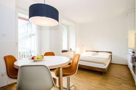 Central Apartment at the River - 바젤(Basel)