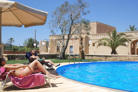 Masseria B&B with pool, Salento - Alessano