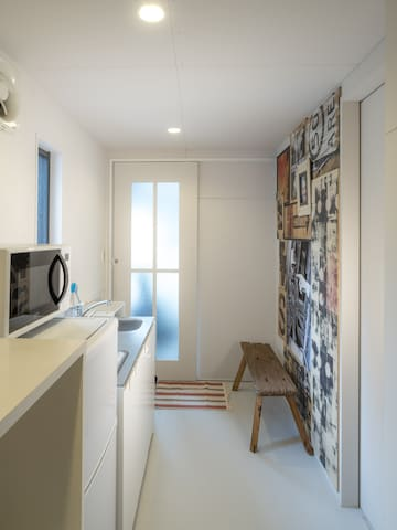 Modern flat studio in Shinagawa Area - Shinagawa-ku - Apartmen