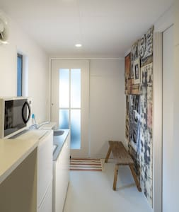 Modern flat studio in Shinagawa Area