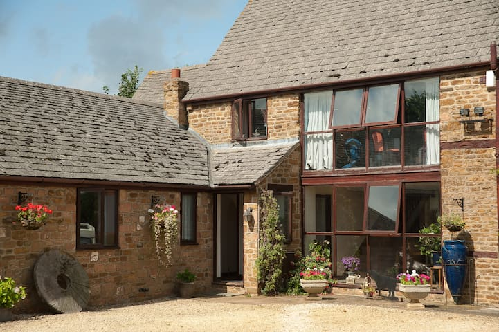 Bed & Breakfast in Converted Barn