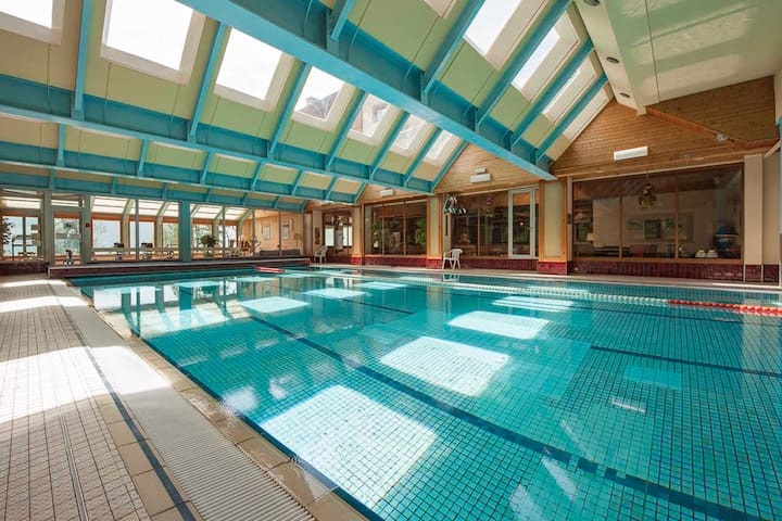 Verbier Central+Indoor parking and swimming pool - verbier
