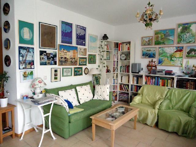 Wunderschöne Wohnung im Grünen - Fürstenfeldbruck - 公寓
