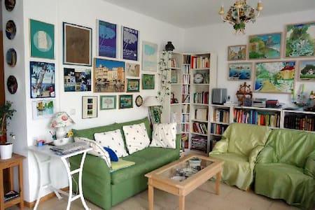 Wunderschöne Wohnung im Grünen - Fürstenfeldbruck - Condominium