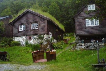 Bed and breakfast at Kallen, Innvik Stryn - Stryn - Бунгало