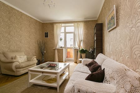 large apartment near the center - Moskva