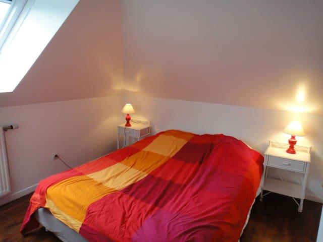Chambre 5 au 1er étage / Bedroom 5 1st floor