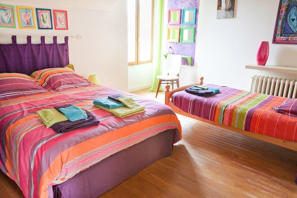 Chambre d 39 hotes l 39 ananda maisons louer la houssaye - Chambres d hotes noirmoutier en l ile ...