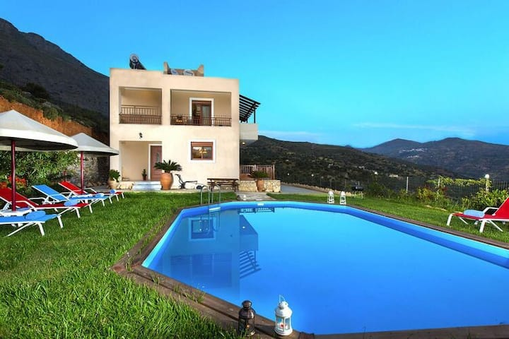 4 star holiday home in Triopetra