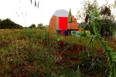 Magic domes /nature BnB - Marrakesh-Tensift-El Haouz, MA - Igloo