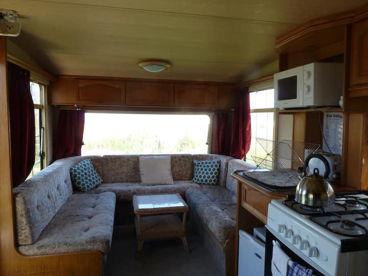 Willows Caravan, Borneskitaig, Kilmuir, IV51 9WS