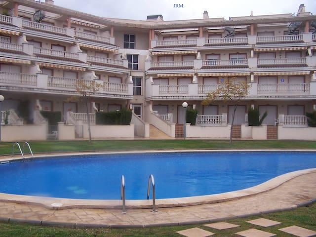 PRECIOSO APARTAMENTO CERCA DEL MAR - L'Hospitalet de l'Infant - Appartement