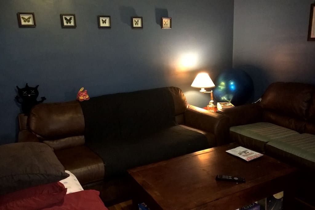 Couch Set and coffee table