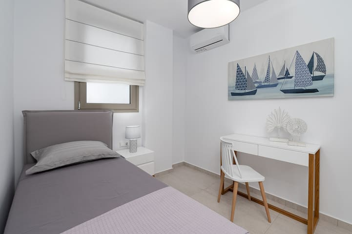 Bedroom (private space)