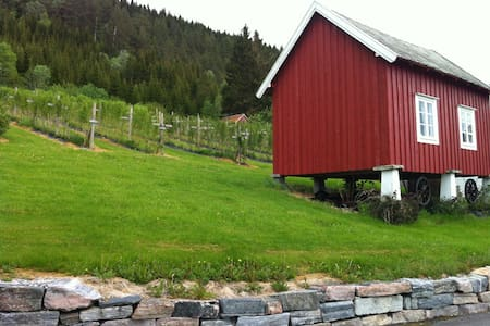 Charming rural storehouse - Skåla - Cabin