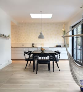 Beautiful family terrace house with garden - Falmouth - House