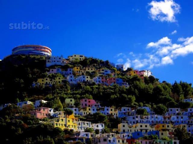 The best view over the Dino Island - San Nicola Arcella - บ้าน