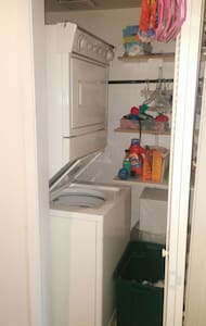 Private  Room and space for you to unpack - Westminster - Apartment