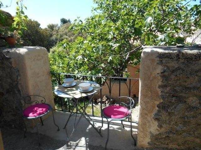 Chambre d'hôte dans mas provençal