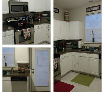 Entire Spacious 1 bedroom townhouse - Columbus - Apartmen