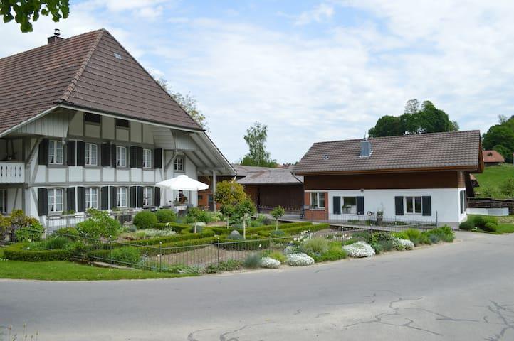 Verweile in Rütschelen - Rütschelen - House