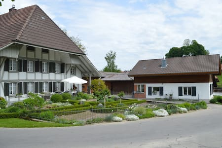 Verweile in Rütschelen - Rütschelen - Rumah