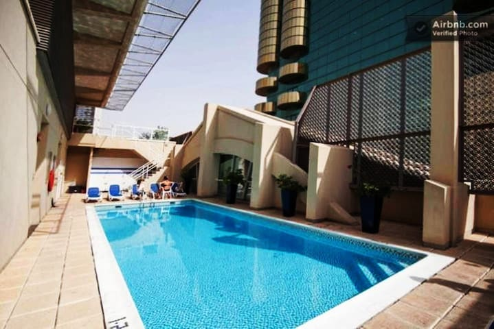 LOVELY,STYLISH BEDROOM-DIFC-AREA-DUBAI-TOP OFFER!