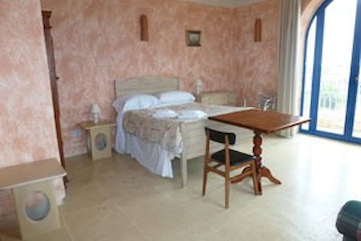 Apricot room - Il Girna