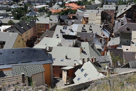 Appartement T4 dans la cité Vauban - Briançon