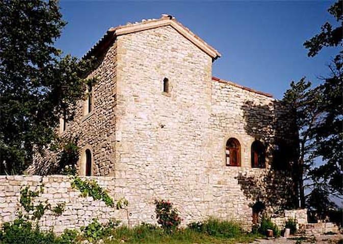 Urlaub in historischer Kapelle, OG - Viens - Byt