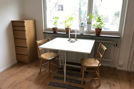 Nice apartment close to Stockholm City - Stockholm - Wohnung