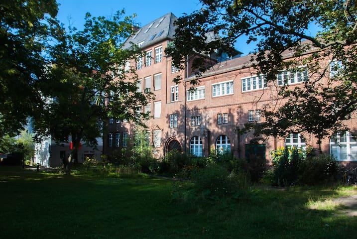 Creativerooms | zentral & dennoch im grünen - Berlin - Apartment