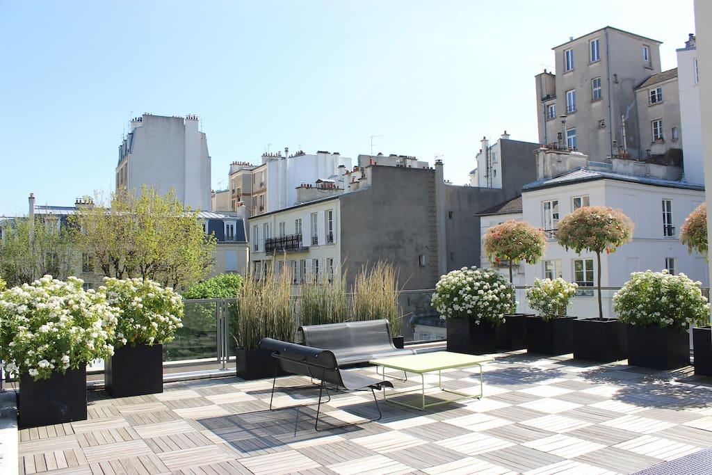 magique terrasse climatisation appartements louer. Black Bedroom Furniture Sets. Home Design Ideas
