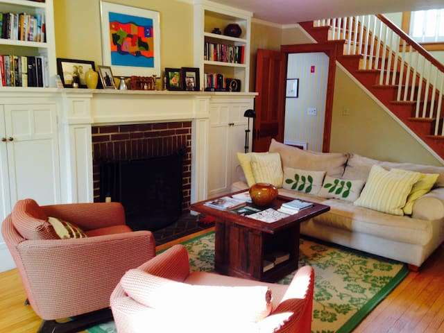 Happy home in heart of downtown Great Barrington