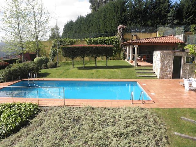 Pontevedra house with pool - Boa Vista - Haus
