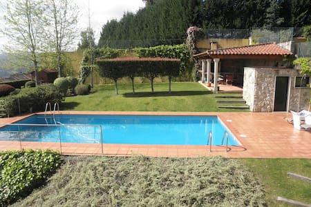 Pontevedra house with pool - Boa Vista - Hus