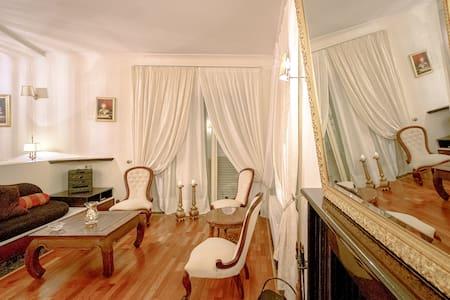 Charming lux Villa in Chania - 5* reviews! - Chania - Vila