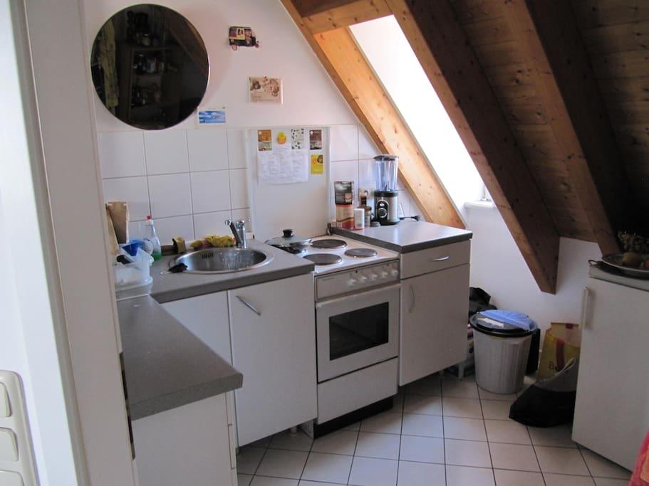 sch ne 2 zi dachwohnung altstadt wohnungen zur miete in bad homburg vor der h he hessen. Black Bedroom Furniture Sets. Home Design Ideas