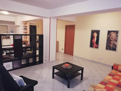 Appartamento 90mq. Trecchina 11km da Maratea.