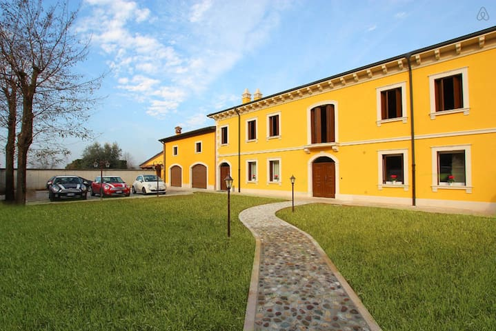 Bed & Breakfast Il Conte - Gazzolo - Bed & Breakfast