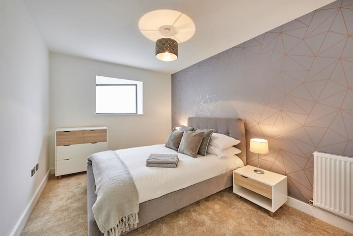Luxury Private Room - Broad St/ICC/Brindley Place
