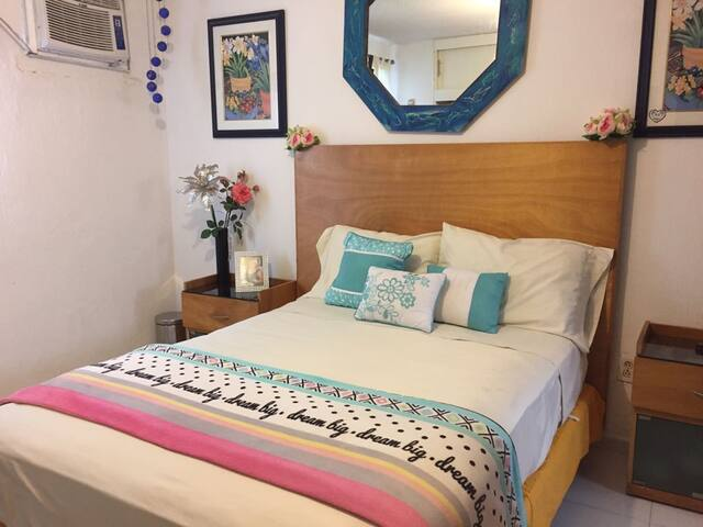 Comfortable habitación en zona residencial