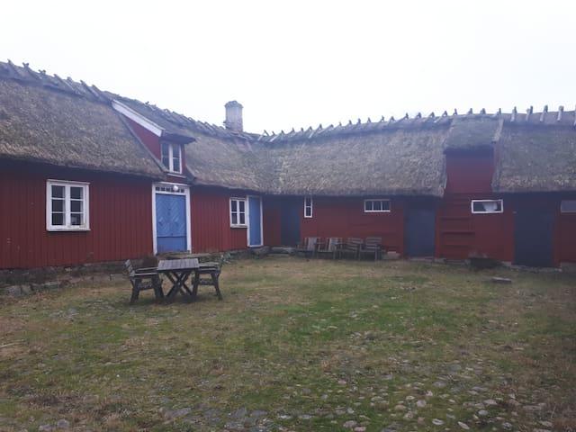Unikt boende på Apelviksgården i Varberg