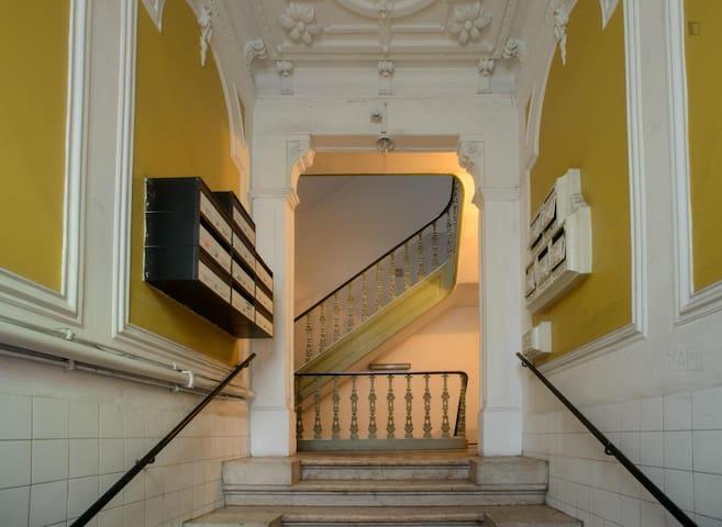 Charming Single Room Marquês Pombal