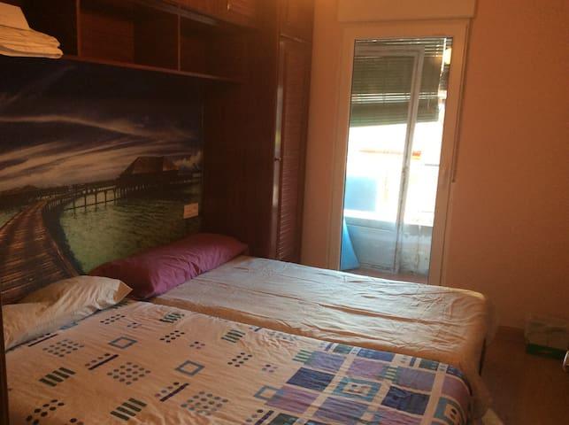 Habitación cercana a la universidad - León - Apartment
