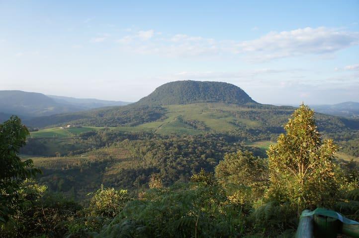 QUINTA DA CACHOEIRA - Serra da Esperança