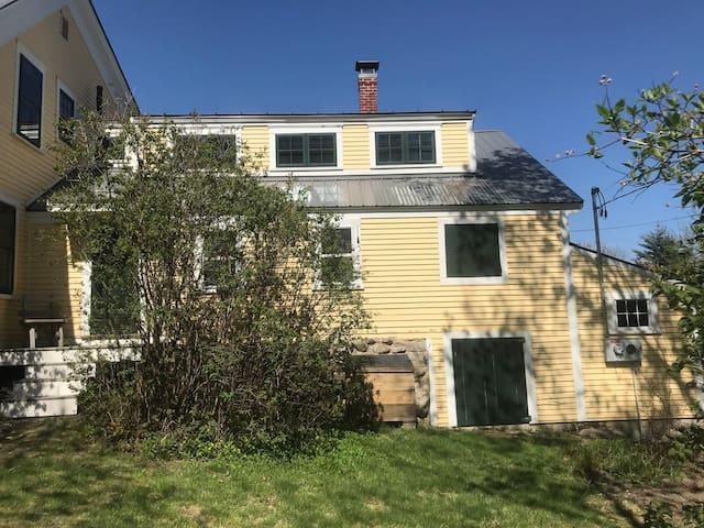 Apartment in Historic 1800's Farm House