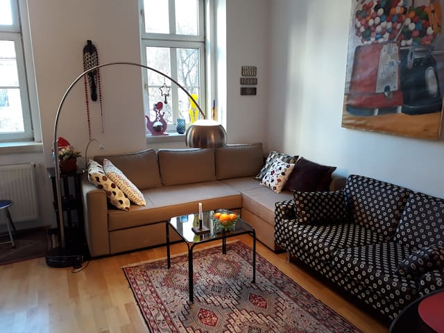 Trendy Flat for 2 near Naschmarkt and Centre
